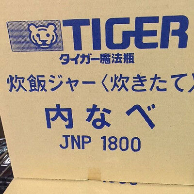 Tiger Rice cooker replacement Innerpan for JNP-1800