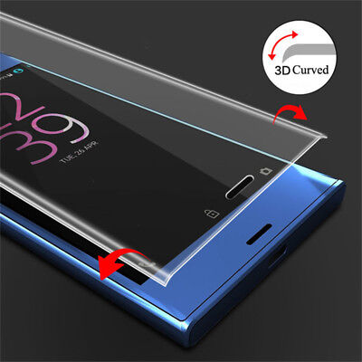 3D Full Cover Tempered Glass Screen Protector For Sony Xperia XZ / XA Ultra FR