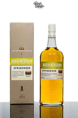 Auchentoshan Springwood Single Malt Scotch Whisky 1000ml