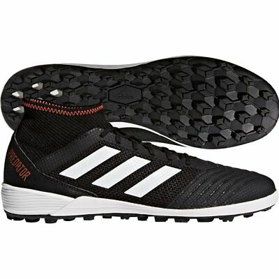1f79aaa44 adidas Predator 18.3 Tango TF Turf 2018 Soccer Shoes New Black White Gold