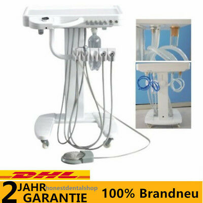 Dental Portable Mobile Self Delivery Cart UNIT Einheit tragbarer Rollwagen