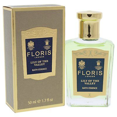 Floris London Lily of the Valley Bath Essence 50 ml FREE POSTAGE