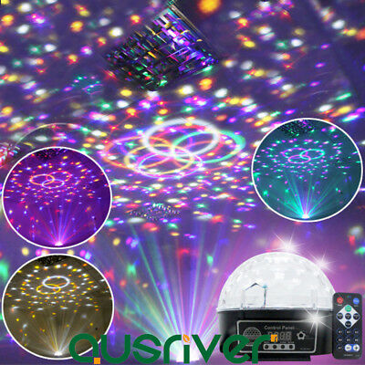 SUNY Stage Light Laser Projector Christmas Party Wedding Club Disco Crystal Ball