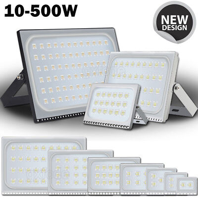500W 300W 200W 150W 100W 50W 30W 20W 10W LED Flood Lights Outdoor Lamp New Style