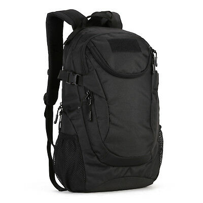 25L Waterproof Military Tactical Backpack Student School Bag for Travel Hiking