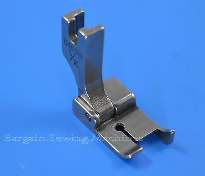 "12463HR P815R Right 5/16"" Raising Foot Hinged for Industrial Sewing Machine"