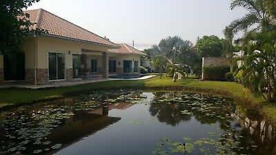 Luxury 4 Bed Villa for sale + Pool. Nr Hua Hin, Thailand, Part Ex considered