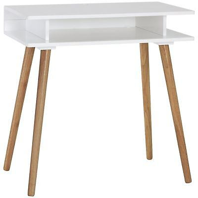 Habitat Cato Desk - White