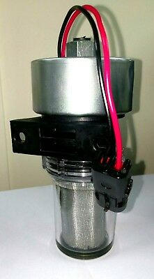 Fuel Pump 12 Volt With Integral Filter 7 PSI Pressure