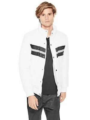 GUESS Factory Men's Breck Ski Jacket