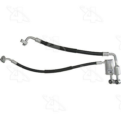 A/C Refrigerant Discharge / Suction Hose Assembly COOLING DEPOT 56428