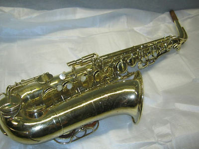 1947 THE MARTIN COMMITTEE ALT / ALTO SAX / SAXOPHONE -- made in USA