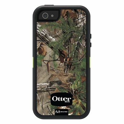 iPhone 5 Case OtterBox Authentic  REALTREE Camo Defender Series Xtra Green