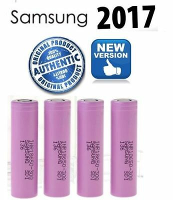 Genuine Samsung 18650 30Q 3000mAh 15A  3.7V Rechargeable vape  Battery