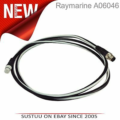 Raymarine-A06046│STNG Devicenet Adaptor Cable-1.5m│Spur To N2K-Male│Boats-Marine