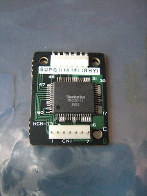Electronic board SUPG114 (4) (RHY) for Technics SX-K250 synthesizer keyboard