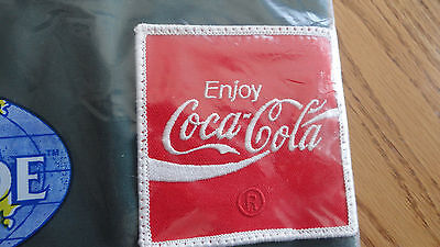 Vintage New In Bag Coca Cola Shirt Costume Riverside Size Xl Made In Usa  3