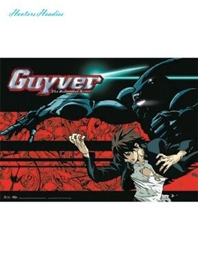 Great Eastern Entertainment Guyver Fighting Stance Wall Scroll, 33 by 44-Inch
