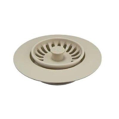 Keeney K5471 Sink Pop In Stopper, Almond New