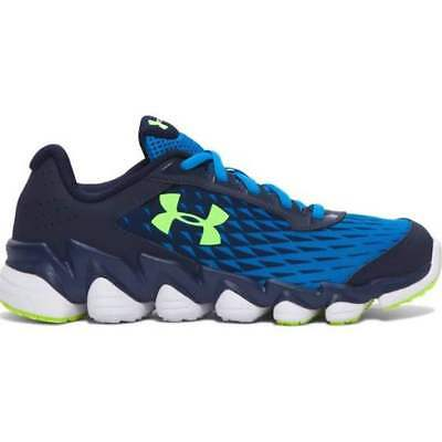 NEW Under Armour Boys Athletic Spine Disrupt Running Shoes 1266314-481 Youth
