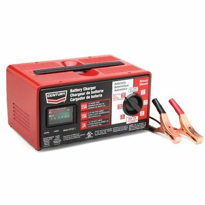 Battery Chargers Century K3152-1 Automatic/Manual Deep Cycle Starter, 55/10/2 Of