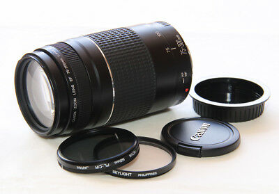 canon eos 75 300mm mk iii for 60d 70d 1200d 400d 500d 600d