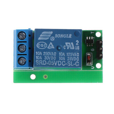 5V Flip-Flop Latch Relay Module Bistable Self-locking Switch Low Trigger Board