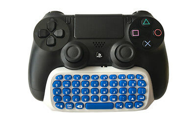 Controller Tastatur PlayStation 4 Ps4 Controller Tastatur Weiß Mini Keyboard
