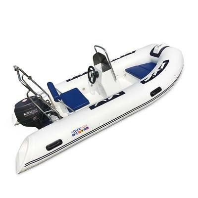 Aquaparx Luxus RIB 360