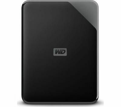 WD Elements SE Portable Hard Drive - 1 TB, Black - Currys