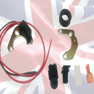 Stealth Electronic ignition kit converts All Lucas DM2 distributors