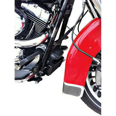 Jagg Black Horizonal Low Mount 10 Row Fan Assisted Oil Cooler Kit Harley 09-13