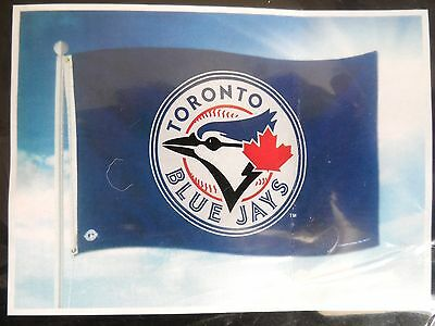 Official TORONTO BLUE JAYS MLB 3x5ft (90x150cm) Baseball NEW Canada