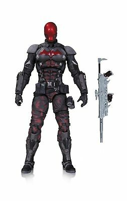 DC Collectibles Batman: Arkham Knight: Red Hood Action Figure NO TAX