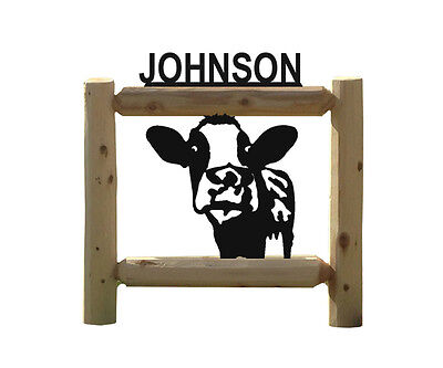 Cows - Outdoor Signs - Farm & Country Signs