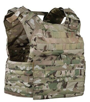 US Cyclone Plate Army Molle Plate Carrier Multicam Trägerweste Weste Made USA