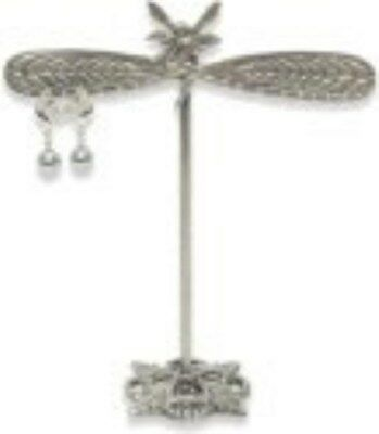 Jewelry Display Fixtures NEW FAIRY PEWTER EARRING STAND