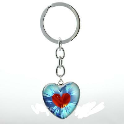 The Legend of Zelda Heart Container Key Chain