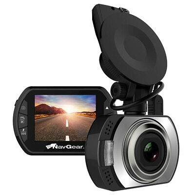 FHD-Dashcam: Full-HD-Dashcam MDV-2295 mit GPS, G-Sensor, 120°-Weitwinkel