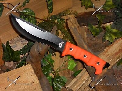 "Master USA/Knife/Bowie/Blade/Full tang 440 SS/Survival/Combat/Camping/12""/OR"