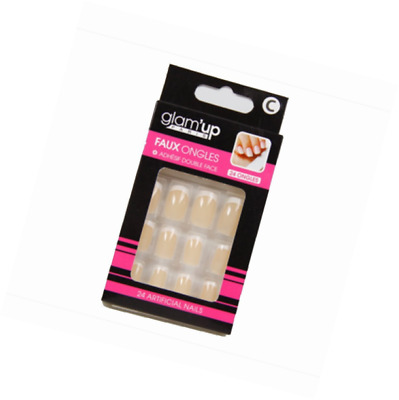 Faux ongles french manucure