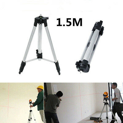 1.5M 12MM Tripod Aluminum Carbon Stable Stand Extension For Air Level with Bag