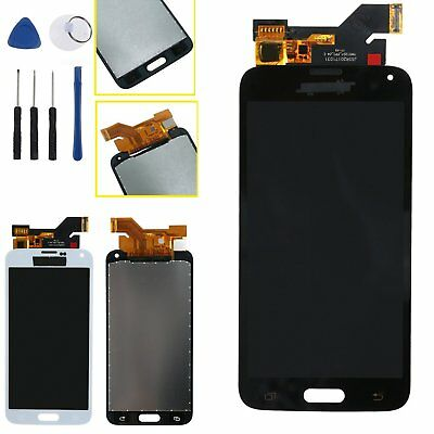LCD Touch Screen Digitizer Assembly + Tools for Samsung Galaxy S5 i9600 SM-G900