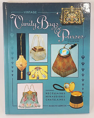 Vintage Vanity Bags & Purses: An Identification & Value Guide (Hardcover, 1994)