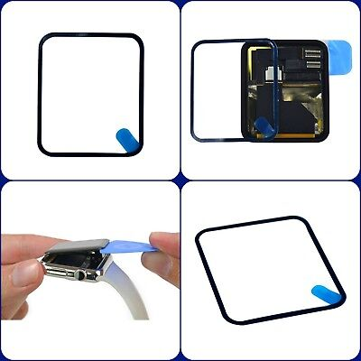 Protective Front LCD Sticker for Apple Watch/iWatch Waterproof Adhesive Tape 38