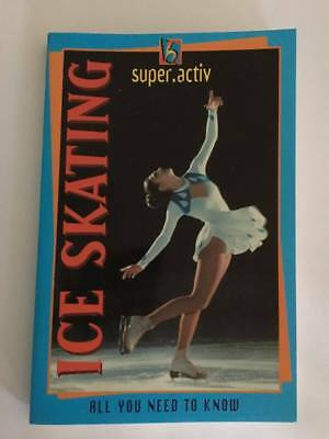 BRAND NEW Ice Skating all you need to know paperback - gift