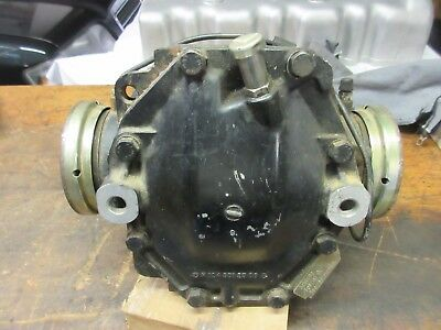 Meredes Benz W124, W201, Differential ASD Hinterachse