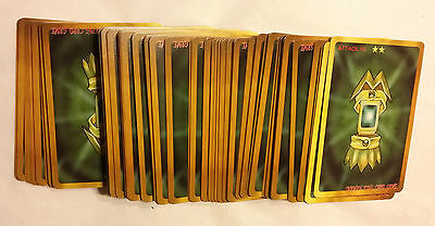 10 to 15 Years Old SHAMAN KING CARD GAME CARDS From Japan~A Set of 25-ship free