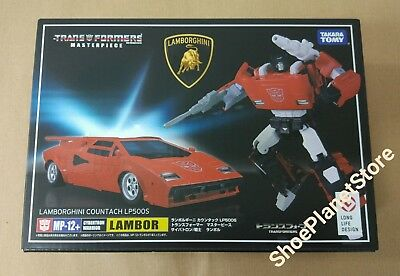 Takara Tomy Transformers Masterpiece Mp-12+ Lambor Freccia Mp12 Disponibile