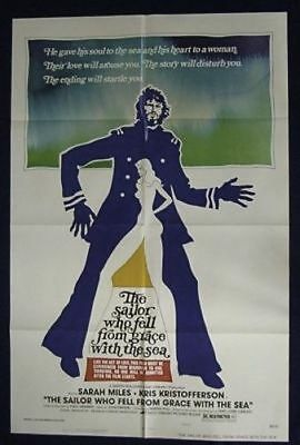 Sailor Who Fell From Grace With The Sea 27X41 Movie Poster Style B Sarah Miles